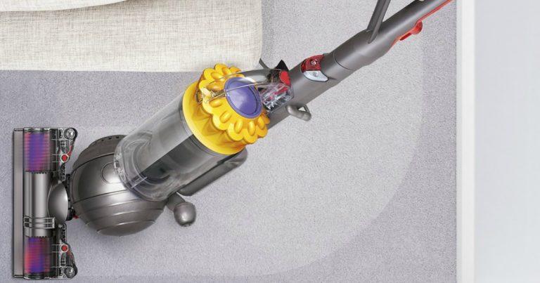 Best Buy Dyson Ball Multi Floor Bagless Upright Vacuum