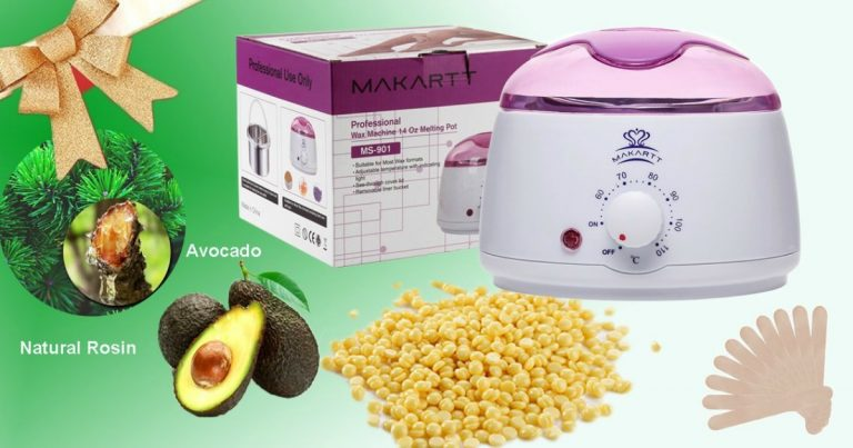 Wax warmer kit 4 bags wax beans applicators 1499 shipped free tired of paying salon prices for waxing do it yourself at home hop over to amazon and score a great deal on this wax warmer kit with 4 bags hard wax beans solutioingenieria Choice Image