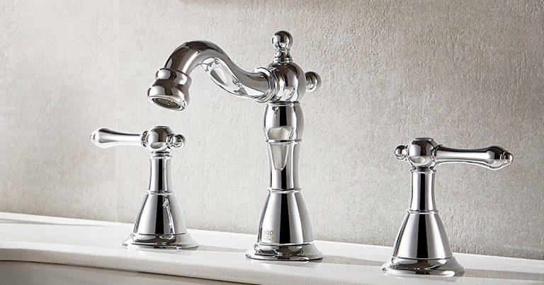 Amazon: Enzo Rodi Two-Handle 8 inch Widespread Bathroom Faucet ...