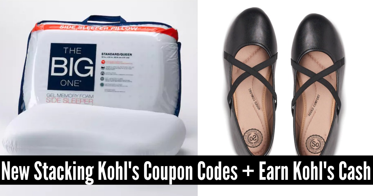 graphic about Kohls Printable Applications called Refreshing Kohls Coupon Codes + Astounding Bargains - MyLitter - A single