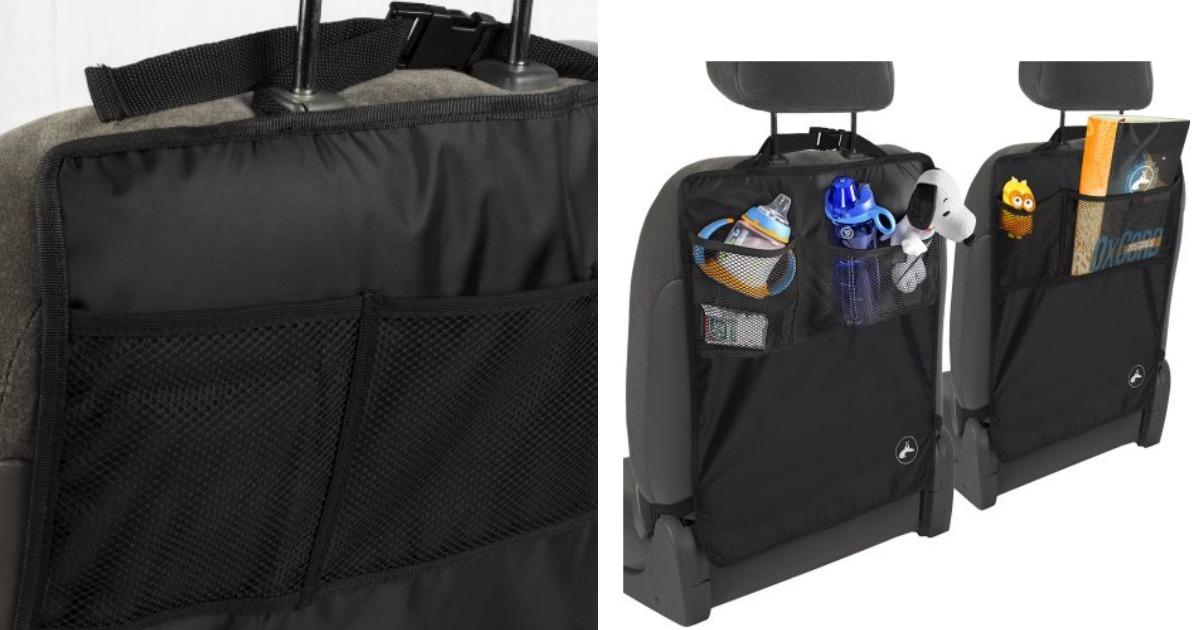 Walmart: OxGord Child Car Seat Back Protector Kick Mat only $8.95 ...