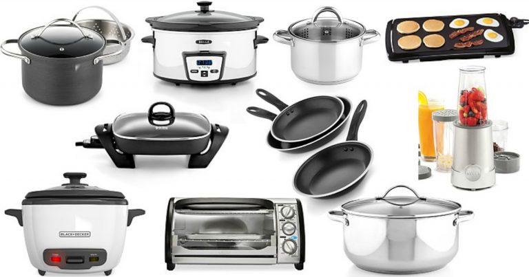 macys 10 kitchen appliances cookware after 10 rebates - Macys Kitchen