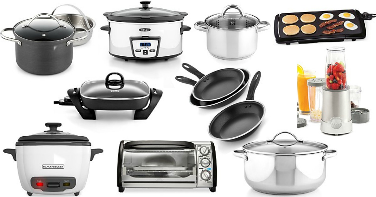 Macy S 10 Kitchen Appliances Cookware After 10 Rebates