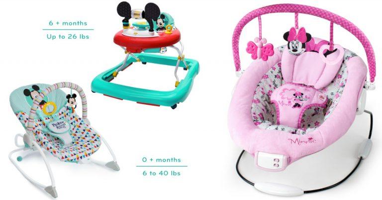 Walmart Disney Mickey Walker And Rocker Bundle 39 More