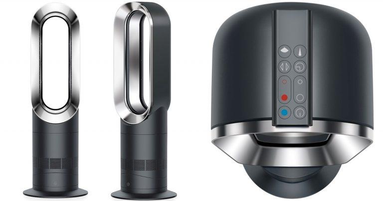 Amazon Dyson Hot Cool Tower Bladeless Fan Heater 239 50