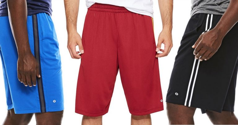 764171f43c7fe JCPenney is offering a nice sale on these Men s Xersion Basketball Shorts  for just  8 (Reg.  30) – Several Colors!