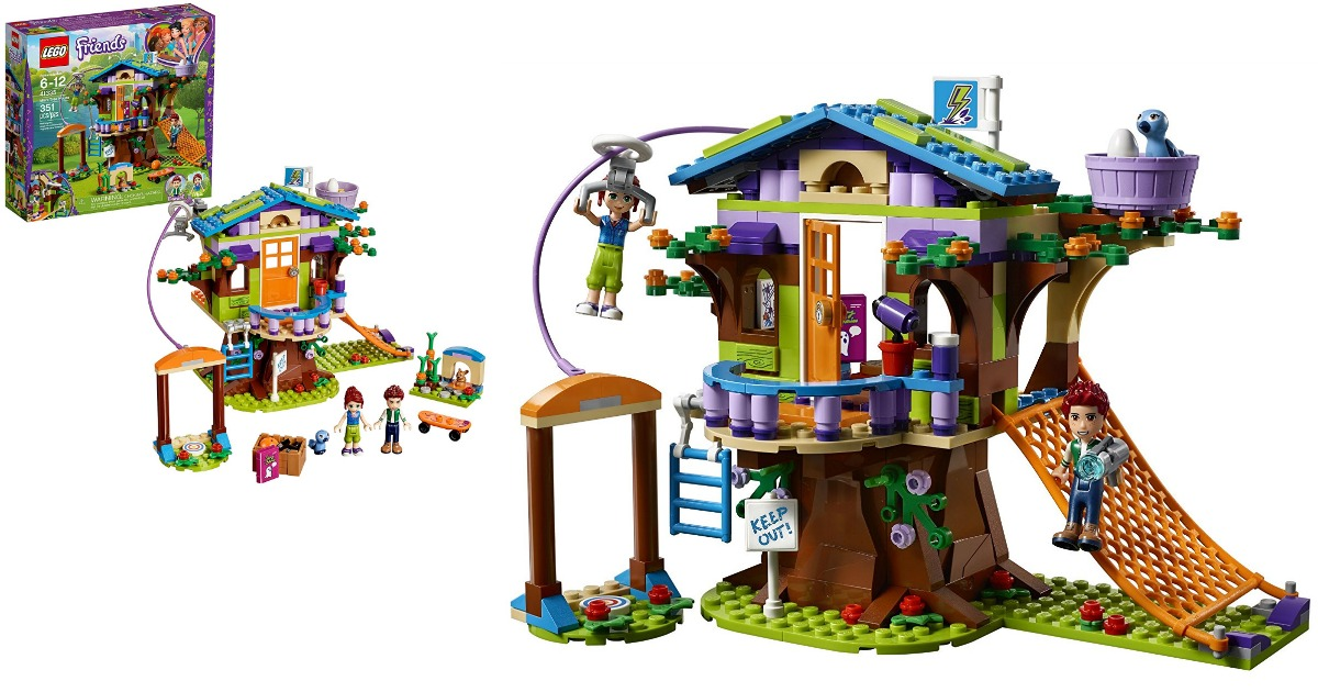 Amazon: LEGO Friends Mia's Tree House only $23.99 (Regular Price ...