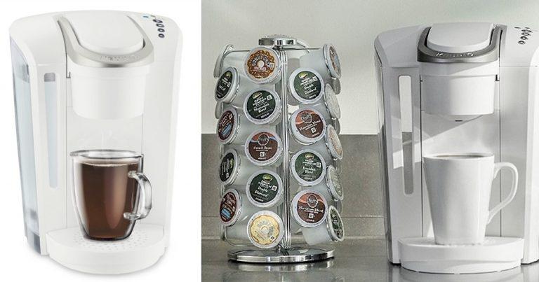 Amazon Keurig K Select Coffee Machine And 32ct Peets Coffee
