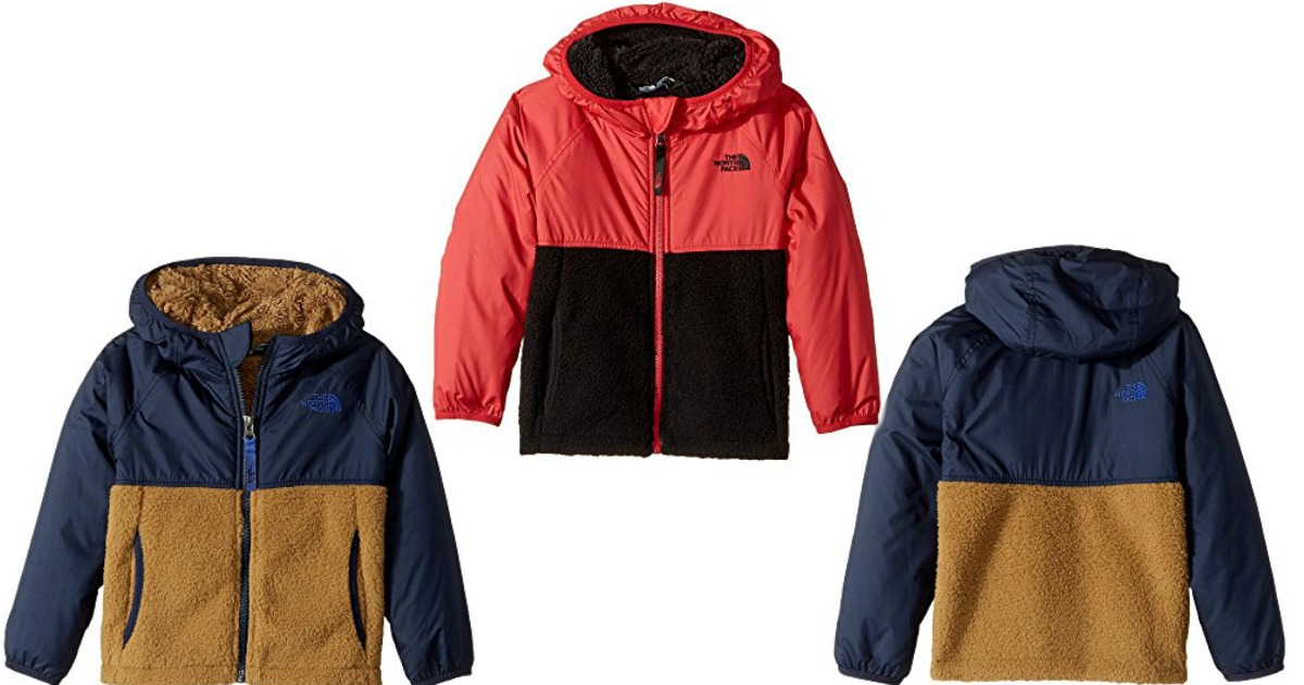 7c9bd5db3 6PM: The North Face Toddler Sherparazo Hoodie $35 (Reg. $70)