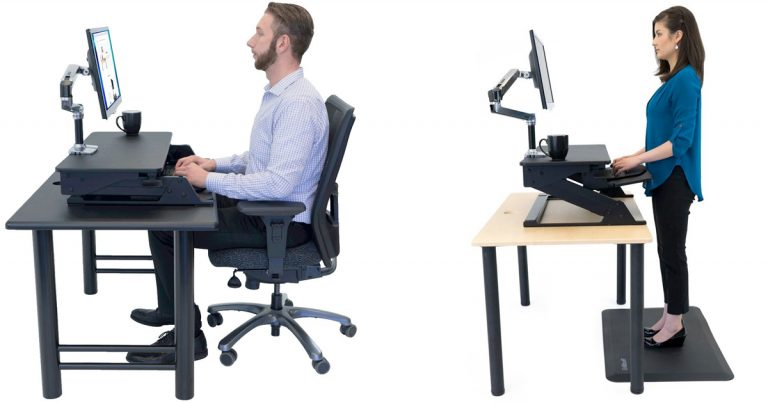 Amazon: Save 30% On IMovR ZipLift And Standing Desk Converters