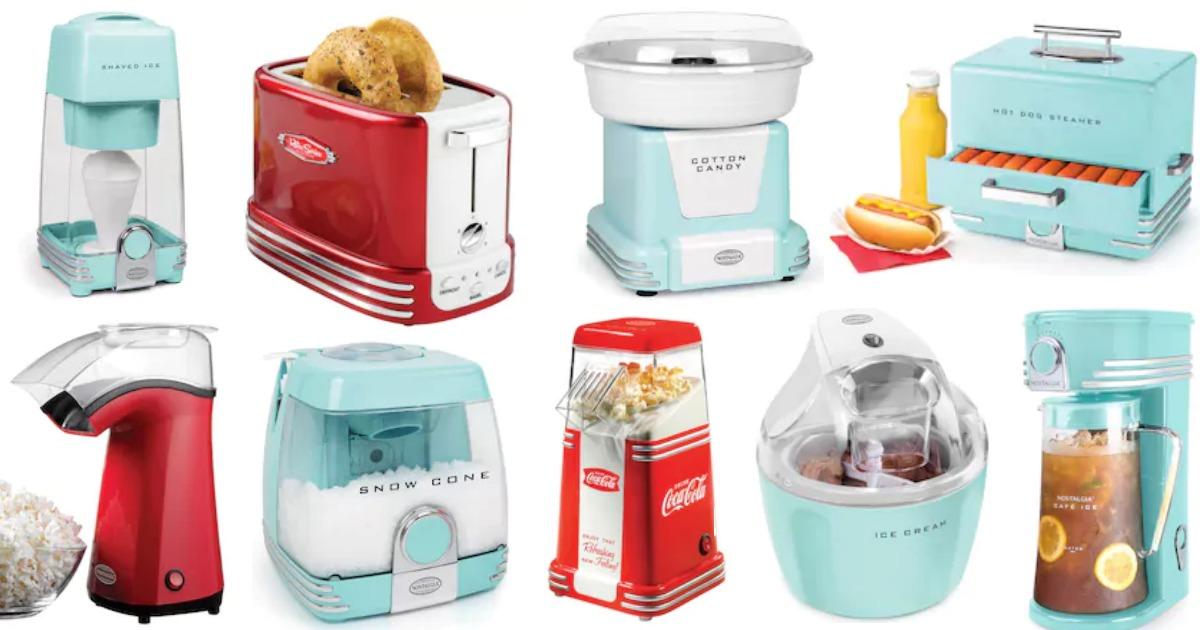 Nostalgia Electrics Appliances As Low As 17 At Kohl S: Kohl's: 9+ To Choose From! Nostalgia Electrics Party
