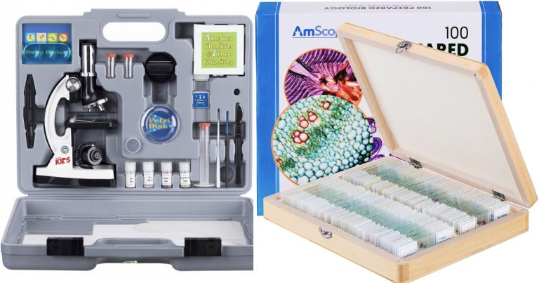 77ca7541a73 Amazon: Save 25% on AmScope Microscope Kits and Accessories ...