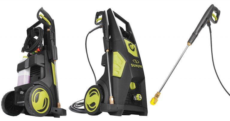 Amazon: Sun Joe Brushless Induction Electric Pressure Washer