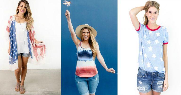 69f107ee7a0f7 Fashion Friday: BOGO Cute 4th of July Clothing & Accessories + Free ...