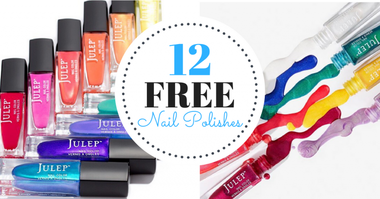 FREE Julep 12-Piece Polish Gift Set with Purchase ($168 Value ...
