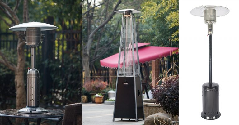 Amazon: Save Up To 50% In Patio Heaters With Legacy Heating