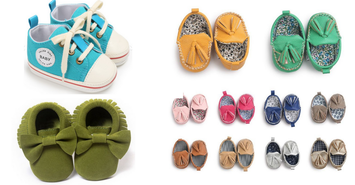 Baby Shoes (Just pay Shipping