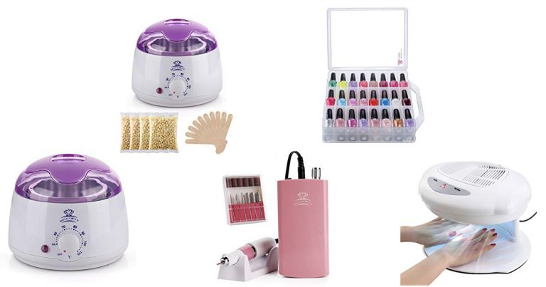 Amazon: Save Big on Hair Removal Machines and Nail Art - MyLitter ...