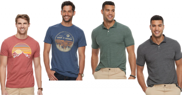 405f292feb90c9 Kohls Online Deal on Men s Shirts
