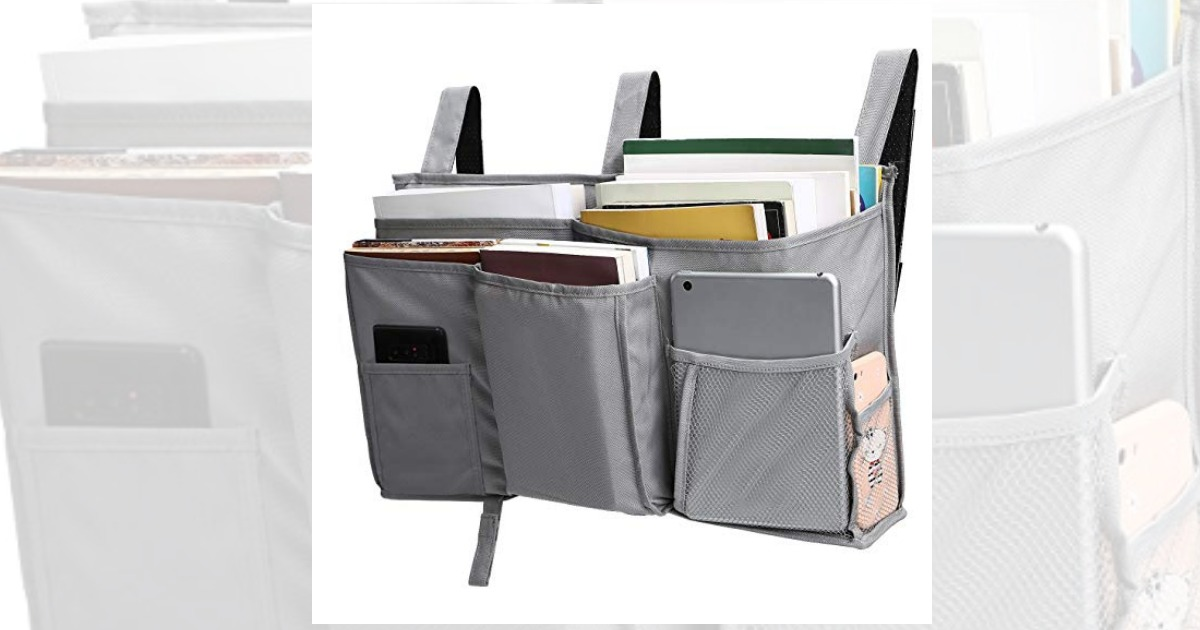 Amazon: Caddy Hanging Organizer Bag only $13.99 - MyLitter - One ...