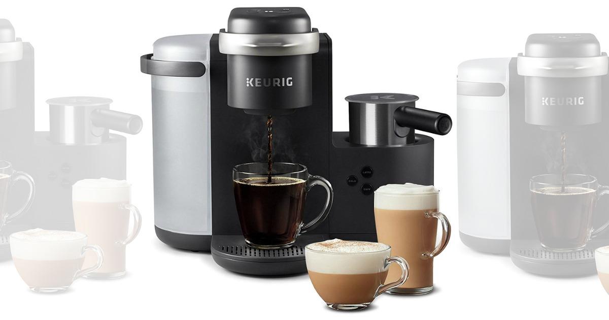Amazon Prime Day Keurig K Cafe Single Serve K Cup Coffee