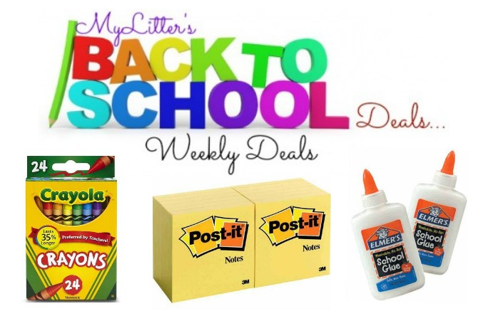 Superbe If Youu0027ve Already Got Your Littles Back To School Supply List Then You Can  Start Taking Advantage Of The Supply Sales Starting This Week At Office  Supply ...
