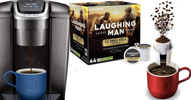 Amazon Prime Day: Keurig K-Elite Coffee Maker and Laughing