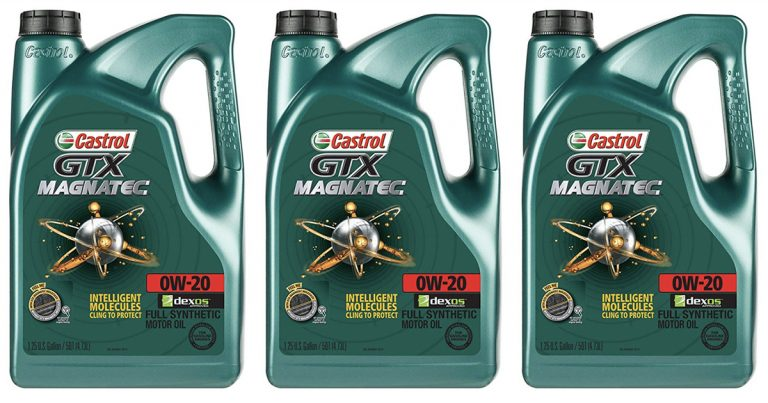 Amazon Prime Day: Castrol Full Synthetic Motor Oil, 5 Quart