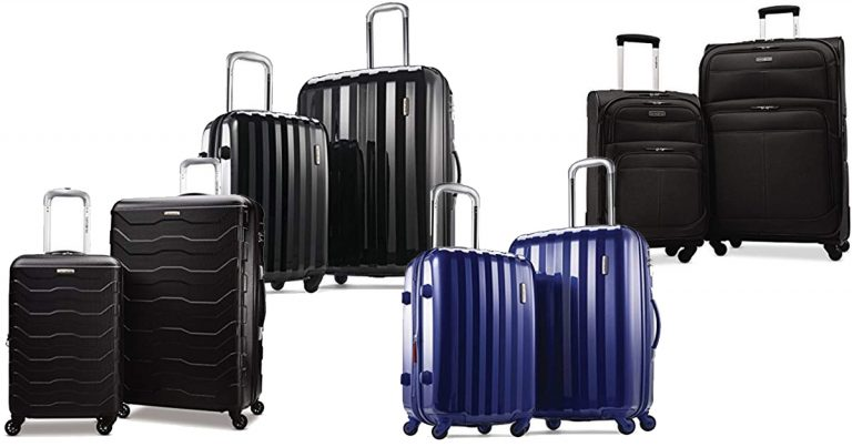 a80a779ef89 Amazon Prime Day  Up to 70% off Samsonite Luggage Spinner Sets ...