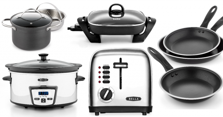 macys has several different small kitchen appliances an cookware for just 999 each after 10 rebate - Macys Kitchen