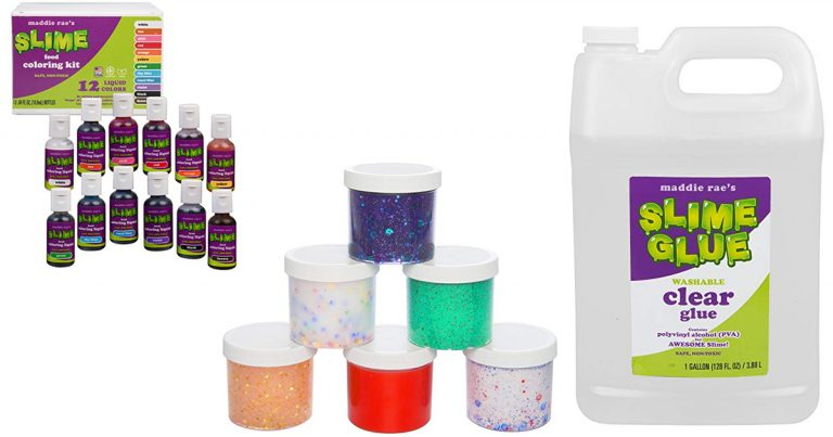 a8c8071eb67d Amazon: Save on Maddie Rae's Slime products - MyLitter - One Deal At ...