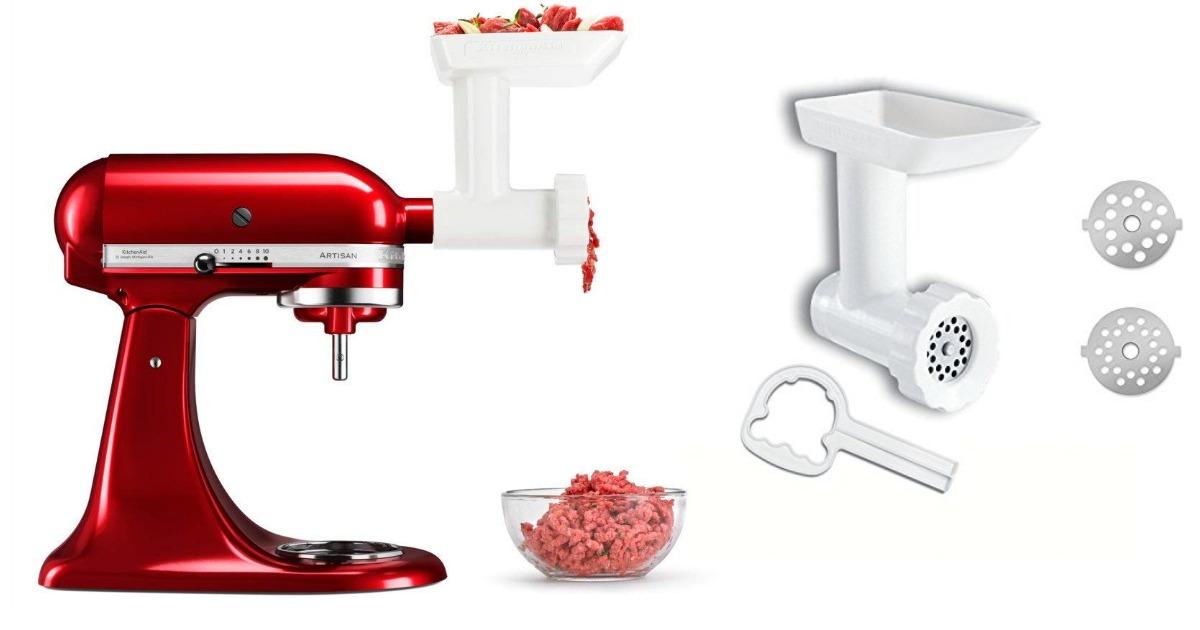 Amazon: KitchenAid FGA Food Grinder Attachment Only $27.19