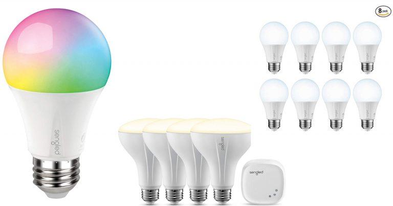 Amazon: Save On Sengled Smart Lighting