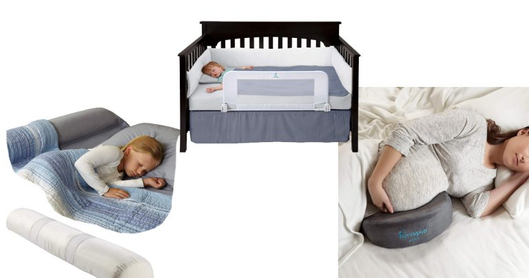 huge discount a362d 963a9 Amazon: Save on Hiccapop Toddler Bed Bumper Rails, and ...