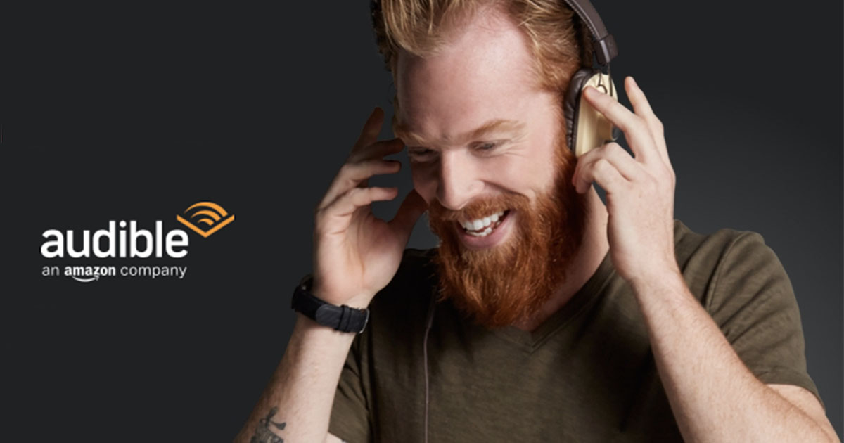 beea99f9bb6 Amazon: Prime members FREE 3-month trial to Audible - MyLitter - One Deal  At A Time. `