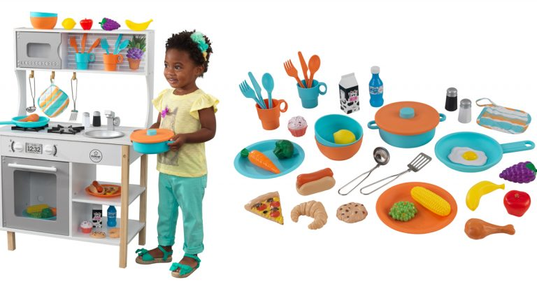 Walmart Black Friday Kidkraft All Time Play Kitchen 59 99