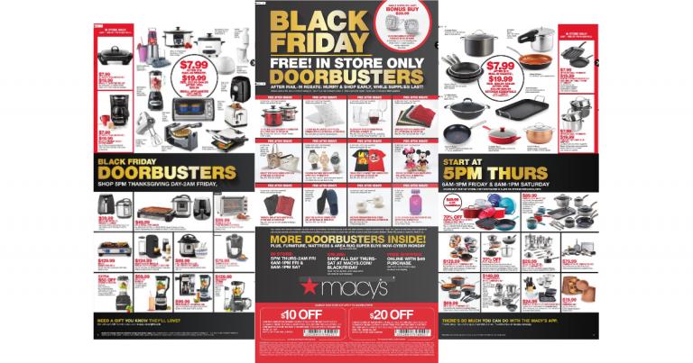 3e06e26882a6 7 EARLY Macy s Black Friday Deals 2018
