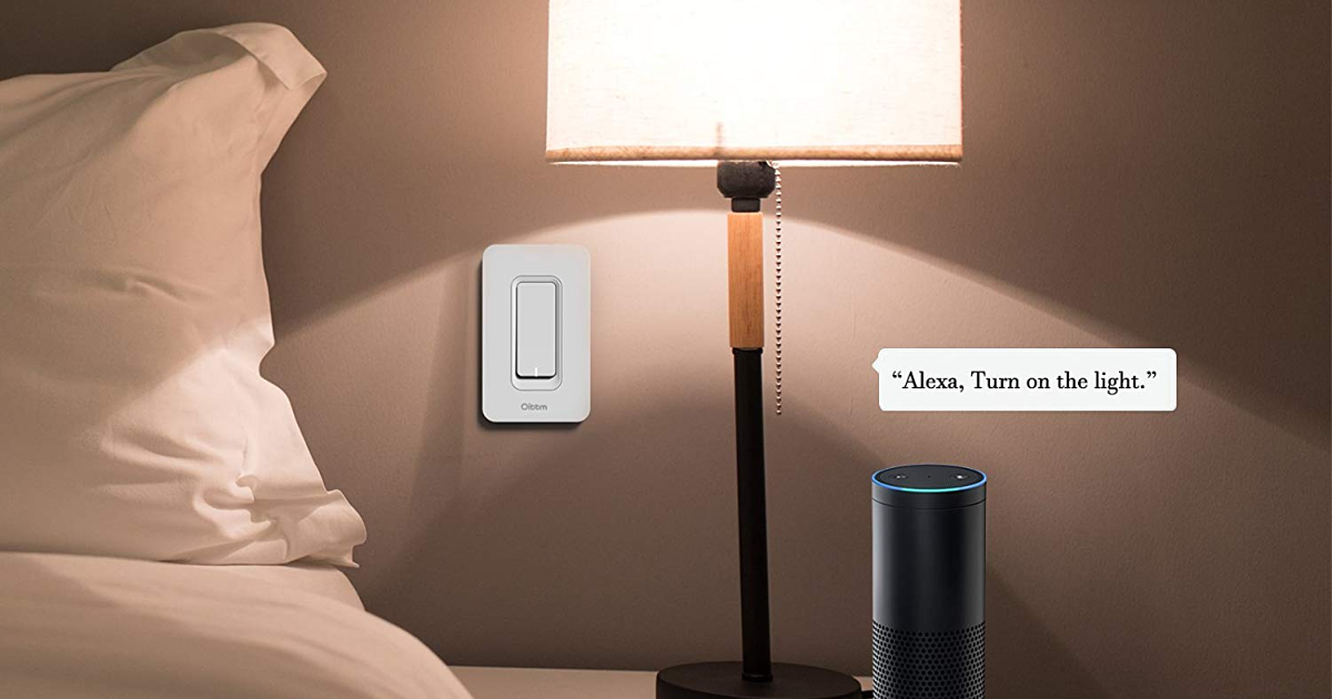 Amazon Smart Light Switch Alexa Compatible Mylitter