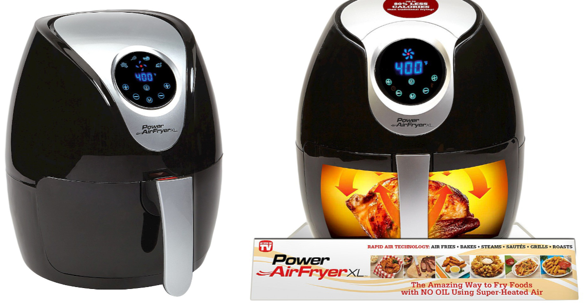 Target Black Friday As Seen On Tv 2 4qt Power Airfryer Xl