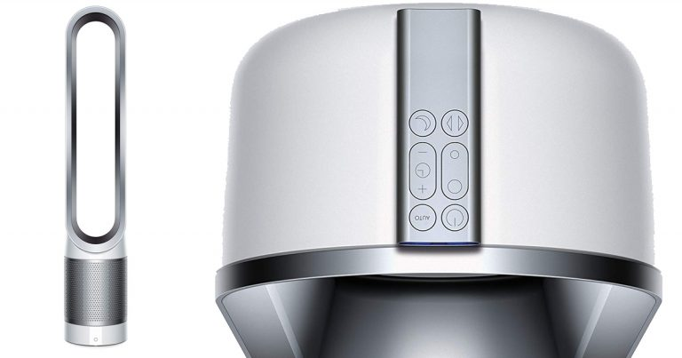 cyber monday: dyson pure cool link air purifier $268.99 ...
