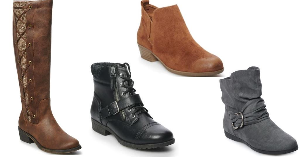 Boots ONLY $13 (Reg $70