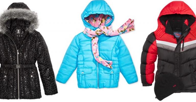 b17225273 Macy's Black Friday: Kids' Puffer Coats $15.99 (Reg. $75+) – Big Selection!