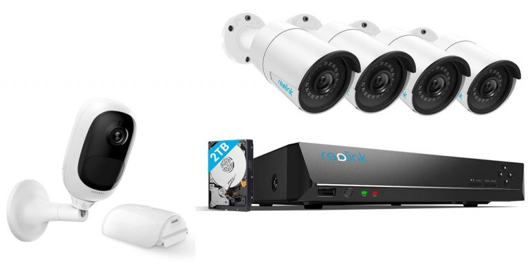 Amazon Cyber Monday: Save on Reolink Home Security Camera ...