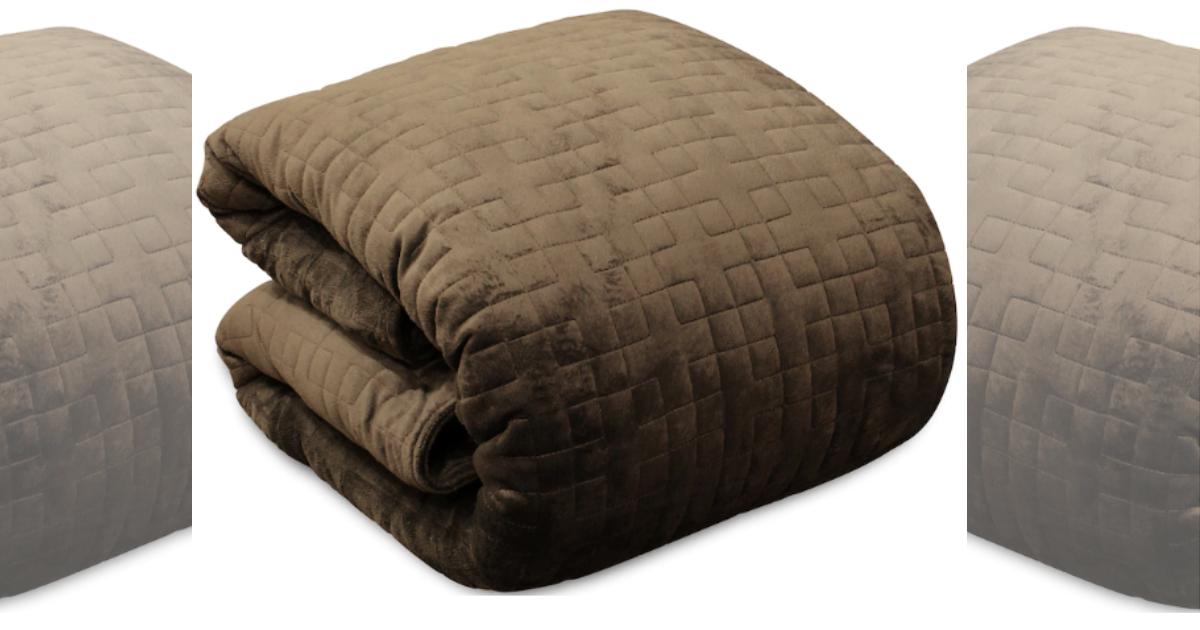 Kohl S Cardholders Altavida 15 Pound Weighted Blanket 69
