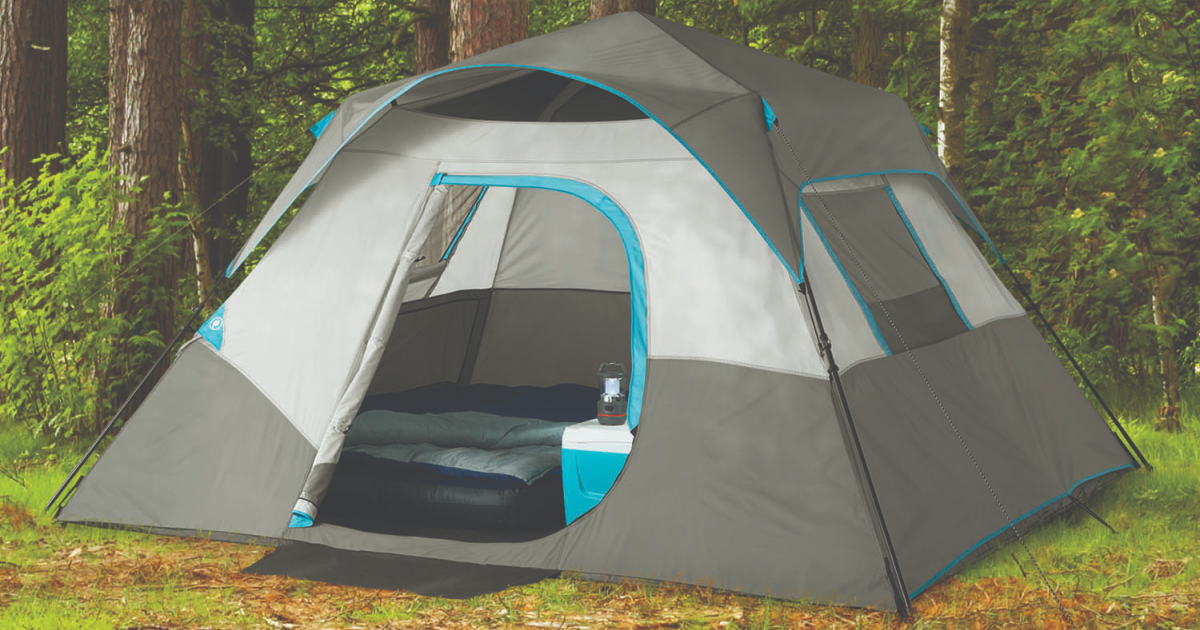 Walmart Ozark Trail 6 Person Instant Cabin Tent Save 45