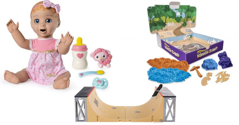 8ba77348538 Amazon: Save on Paw Patrol, Kinetic Sand, Luvabella and more