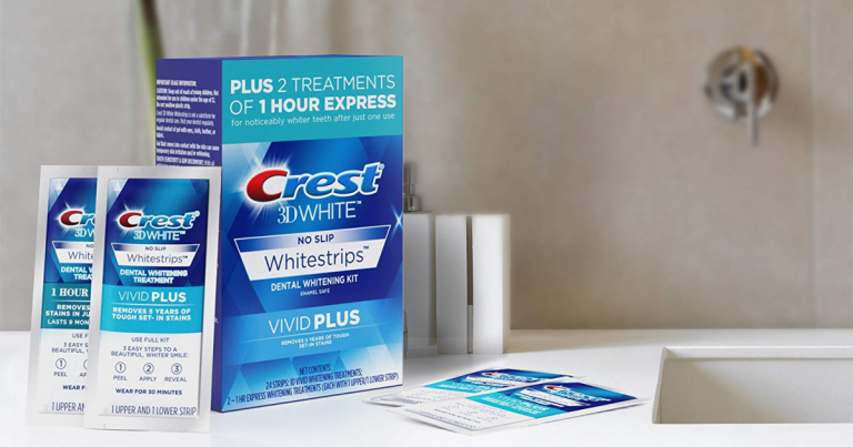 Crest 2 hour white strips coupon
