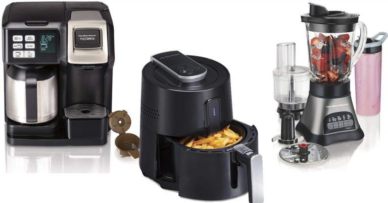 b34aaa815a8 Amazon: Save on Hamilton Beach Kitchen Appliances - MyLitter - One ...