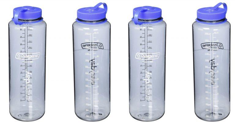 16b7af6710 Amazon: Nalgene HDPE 48oz Silo Wide Mouth BPA-Free Water Bottle $6.87  (Regular Price $12.99)