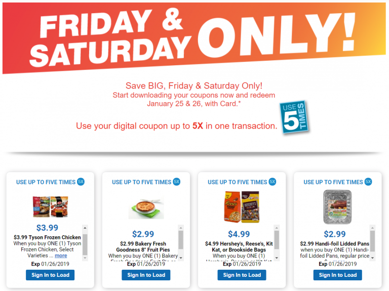 load coupons on kroger plus card